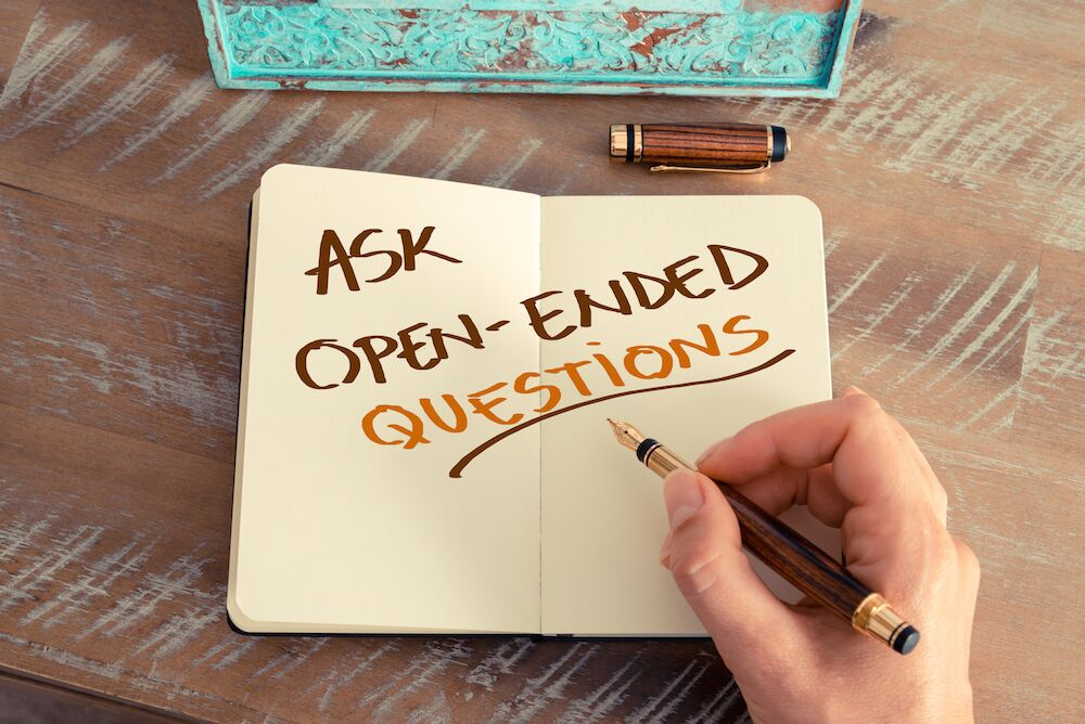 Open-Ended Questions & Case Acceptance